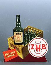 Poster by  Anonymous - ZHB Pilsener Bier om in te bijten!
