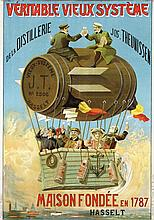Poster by  Anonymous - Véritable Vieux Système Hasselt