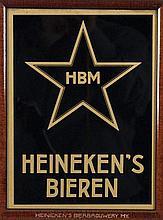 Poster by  Anonymous - HBM Heineken's Bieren