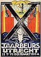 Poster by Samuel Schwarz - Xde Jaarbeurs Utrecht, Samuel L. Schwarz, Click for value