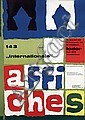 Poster by Willem Sandberg - 143 internationale affiches, Willem Jacob Henri Berend Sandberg, Click for value