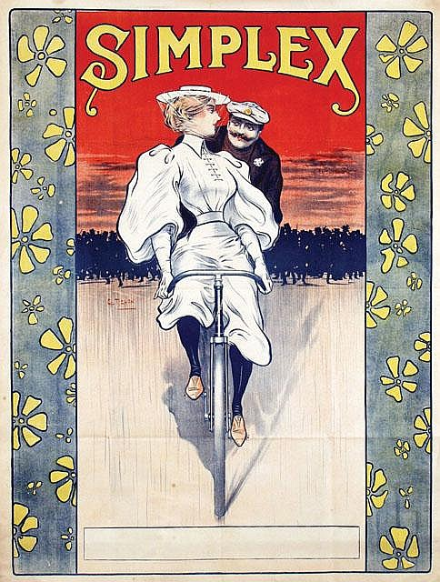 Poster by Charles Tichon - Simplex