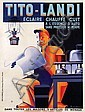 Poster by Roger de Valerio - Tito-Landi