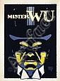 Poster by Siegmund von Suchodolski - Movie: mister Wu