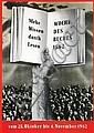 Poster by John Heartfield - Mehr Wissen durch Lesen Woche Des Buches, John Heartfield, Click for value