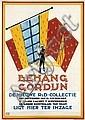 Poster by Louis C. Kalff - Behang  &  Gordijn, Louis Christiaan Kalff, Click for value