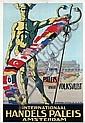 Poster by Charles Verschuuren Jr. - Int. Handelspaleis Amsterdam, Charles Verschuuren, Click for value