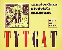 Poster by Willem Sandberg - Tytgat