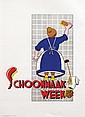 Poster by  Monogram JJ - Schoonmaak Week