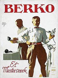 Poster by Siegmund von Suchodolski - Berko