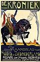Posters: Velde Henri van de (1896-1969) De Kroniek, Hendrik