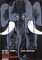 Posters: Zryd Werner (1923-) Kinder Mahlen und, Werner Zryd, Click for value