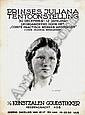 Posters: Linde J. v.d. (1864-1945) Prinses Juliana, Johan