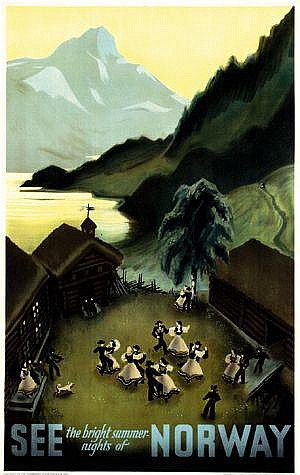 Posters: Damsleth Harald (1906-1971) See the