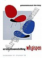 Posters: Gispen Willem H. (1890-1981), Willem Hendrik Gispen, Click for value