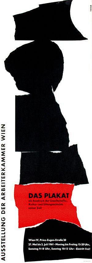 Posters: Fabigan Hans (1901-1975) Das Plakat