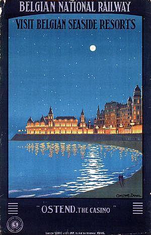 Posters: Constant Duval Léon (1877-?) Visit