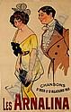 Posters: Fernel Fernand (1872-1934) Les Arnalina, Fernand Fernel, Click for value