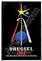 Posters: Marfurt Leo (1894-1977) Brussel, Leo Marfurt, Click for value