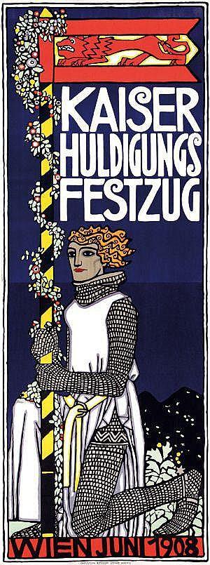 Posters: Löffler Bertold (1874-1960) Kaiser
