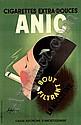 Posters: Sepo (ps. Severo Pozzati, 1895-1983) Anic, Severo Pozzati, Click for value