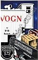 Posters: Refn Helge (1908-1985) Vogn Statsbanernes, Helge Refn, Click for value