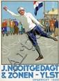 Poster by  Van Eck - J. Nooitgedagt & Zonen-Ylst