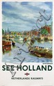 Posters (3) by Arthur Goldsteen - See Holland Amsterdam