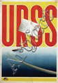 Poster by  Anonymous - Intourist URSS