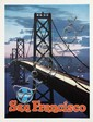 Poster by  Anonymous - Santa Fe Railroad San Francisco
