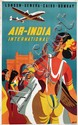 Poster by  Asiart - Air-India International