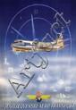 Poster by B. Sinkovec - JAT Jugoslovenski Aero-Transport
