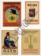 Posters (4) by Charles Loupot - Transparancy: Sato Cigarettes Egyptiennes