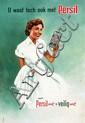 Poster by  Advertising Agency PZ - U wast toch ook met Persil