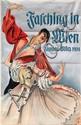 Poster by M. Ullmann - Fasching in Wien