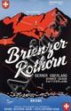Poster by Adolf Gander - Brienzer-Rothorn