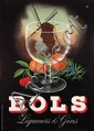 Poster by Charles Kuhn - Bols Liquers & Gins, Charles Kuhn, Click for value