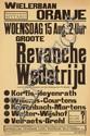 Posters (2) by  Anonymous - Wielerbaan Oranje Sittard Revance Wedstrijd