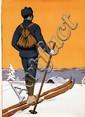 Poster by  Monogram AK - Before text (Vöhrenbach Wintersportplatz im bad. Schwarzwald)