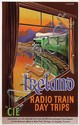 Poster by  Curran - Ireland Radio Train Day Trips