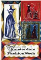 Poster by Dick Elffers - Amsterdam Fashion Week