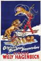 Poster by  Anonymous - Circus Willy Hagenbeck