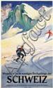 Poster by  Anonymous - Winterfreuden in der Schweiz
