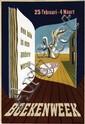 Posters (3) by Jan Bons - Boekenweek