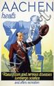 Poster by  Monogram HP - Aachen heals