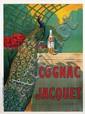 Poster by Camille Bouchet - Cognac Jacquet