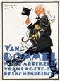 Poster by E. van Berndsen - Van Bommel Mode Artikelen