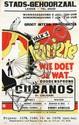 Poster by  Advertising Agency Brink Meijer - Valk's Variété