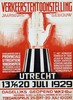 Poster by Henri C. Pieck - Verkeerstentoonstelling Utrecht, Henri Christiaan Pieck, €180