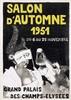 Poster by Bernard Lorjou - Salon d'Automne, Bernard Lorjou, €70
